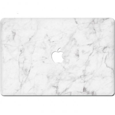 Marble Macbook Pro Sticker Full Colour Decals