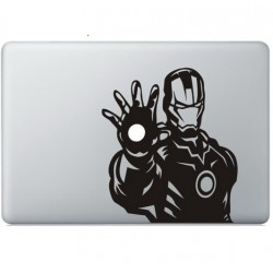 Iron Man (6) Macbook Decal