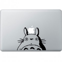 Totoro MacBook Decal