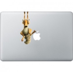 Ice Age (2) Macbook Decal