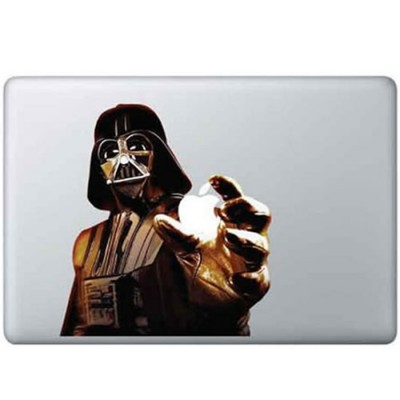 Darthvader Colour MacBook Decal Full Colour Decals