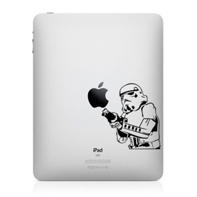 Stormtrooper iPad Decal iPad Decals