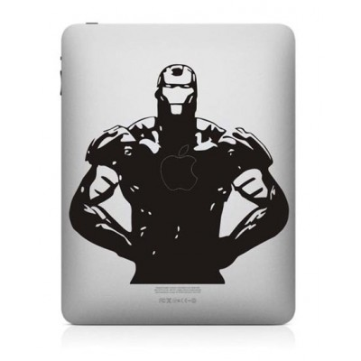 Iron Man iPad Decal iPad Decals