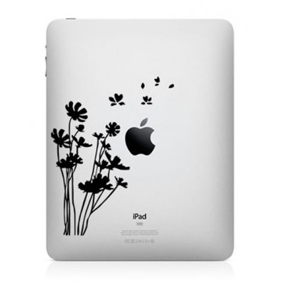 Flowers iPad Decal iPad Decals