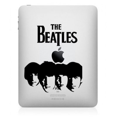 The Beatles iPad Decal