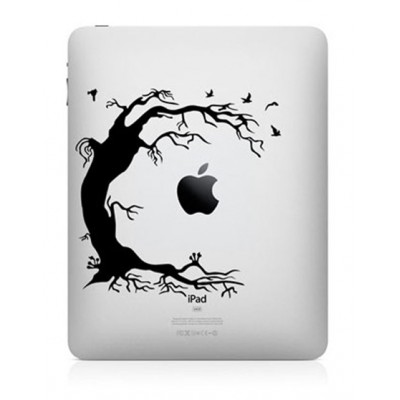Old Tree iPad Decal iPad Decals