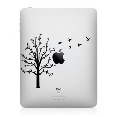 Tree with Birds iPad Decal iPad Decals