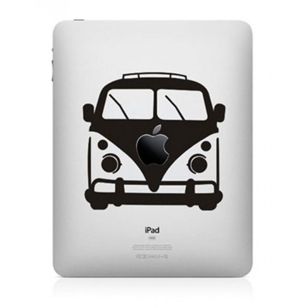 Volkswagen Van iPad Decal | KongDecals Macbook Decals