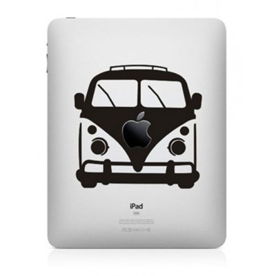 Volkswagen Van iPad Decal iPad Decals