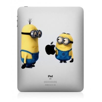 Despicable Me: Minions iPad Decal iPad Decals