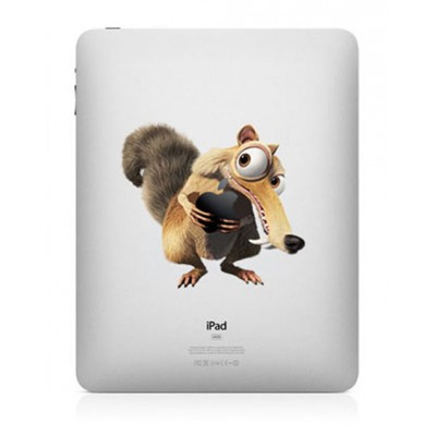 Ice Age Colour iPad Decal iPad Decals