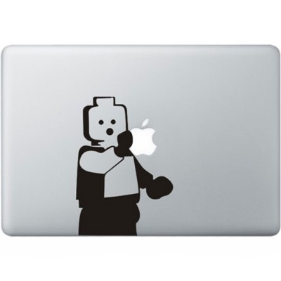 LEGO MacBook Decal