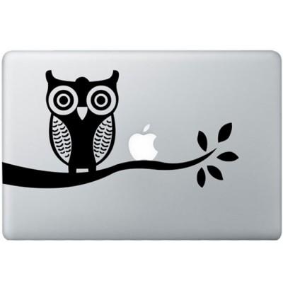 Owl MacBook Decal