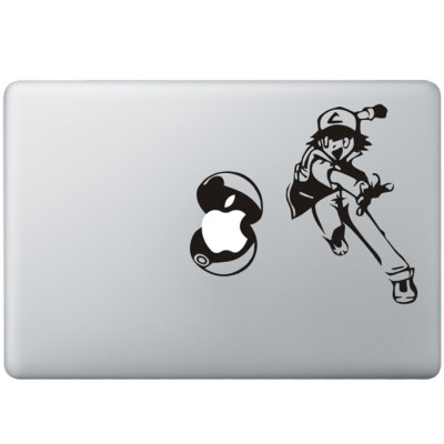 Pokemon MacBook Decal