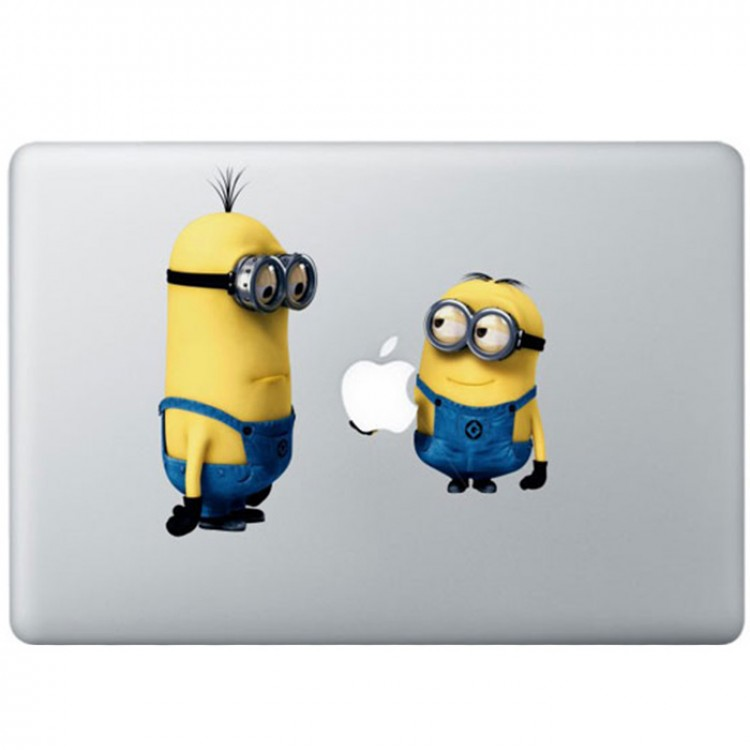 Despicable Me: Minions MacBook Decal Full Colour Decals