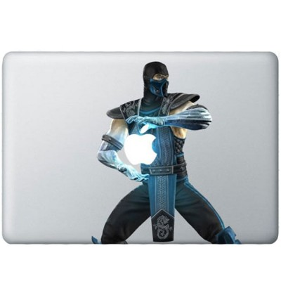 Sub-Zero Colour MacBook Decal