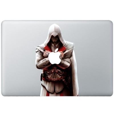 Assassin's Creed Colour MacBook Decal