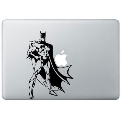 Classic Batman MacBook Decal
