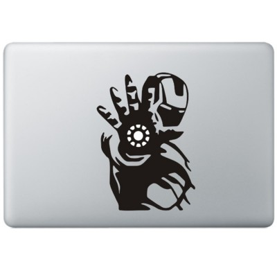 Iron Man (3) MacBook Decal