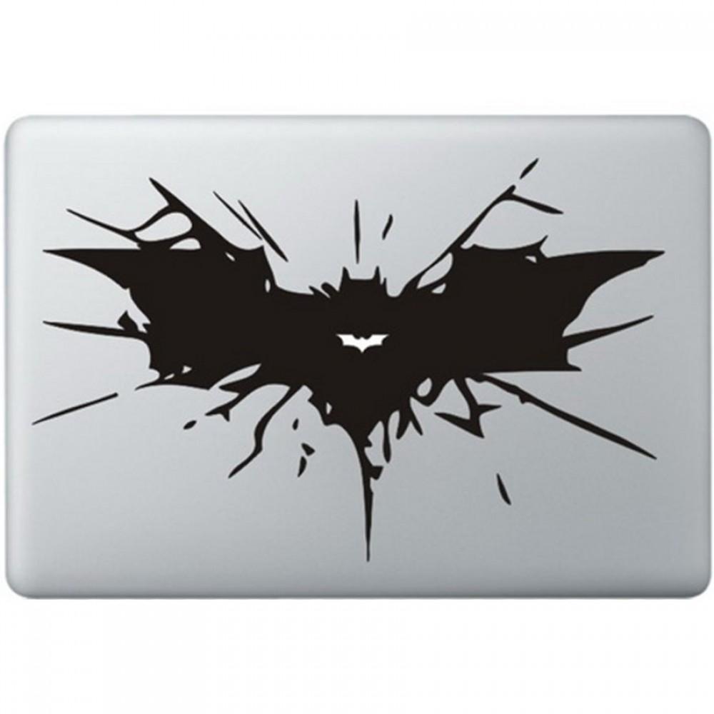 batman logo macbook decal kongdecals macbook decals