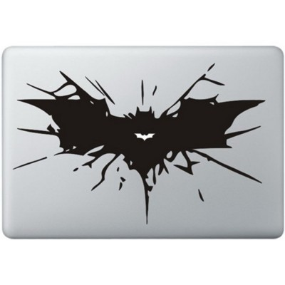Batman Logo MacBook Decal