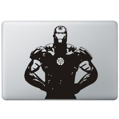 Iron Man (5) MacBook Decal