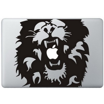 Lion (Roar) MacBook Decal