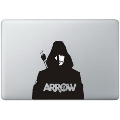Arrow MacBook Decal Black Decals