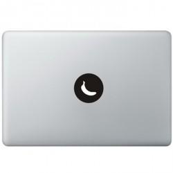 Banana Logo MacBook Decal