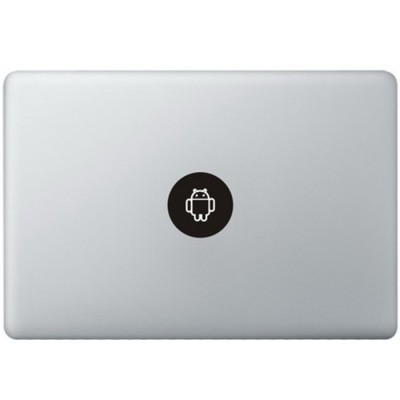 Android Logo MacBook Decal