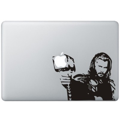 Thor MacBook Decal