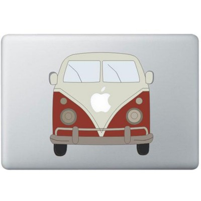 Volkswagen Van Color MacBook Decal