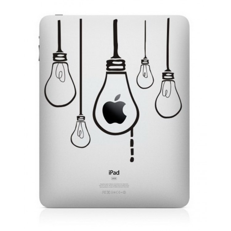 Hanging Lamps iPad Decal iPad Decals