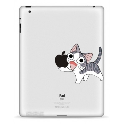 Happy Cat iPad Decal iPad Decals