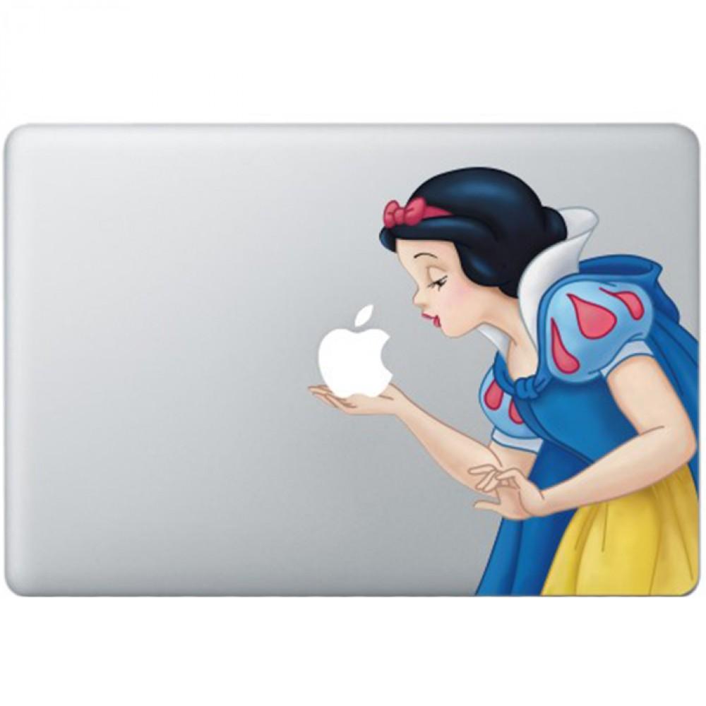 macbook stickers snow white -#main