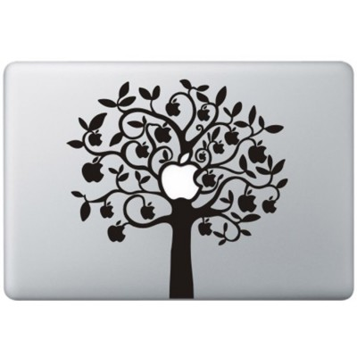 Apple Tree (2) MacBook Decal