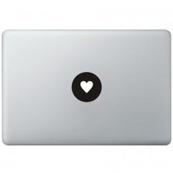 Love Logo MacBook Decal