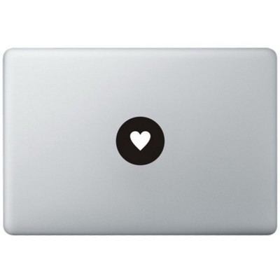 Love Logo MacBook Decal