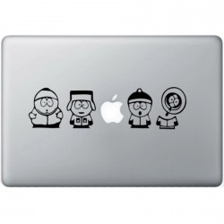 South Park MacBook Decal