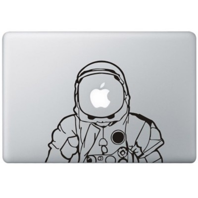 Astronaut MacBook Decal