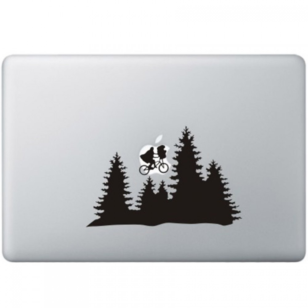 E t tree macbook decal