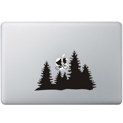 E.T. Tree MacBook Decal