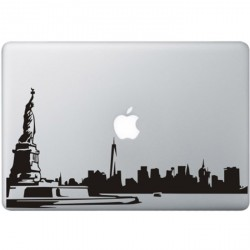New York City MacBook Decal