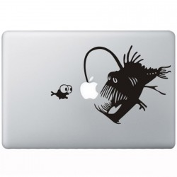 Devil Fish MacBook Decal