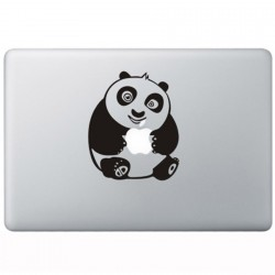 Kung Fu Panda MacBook Decal