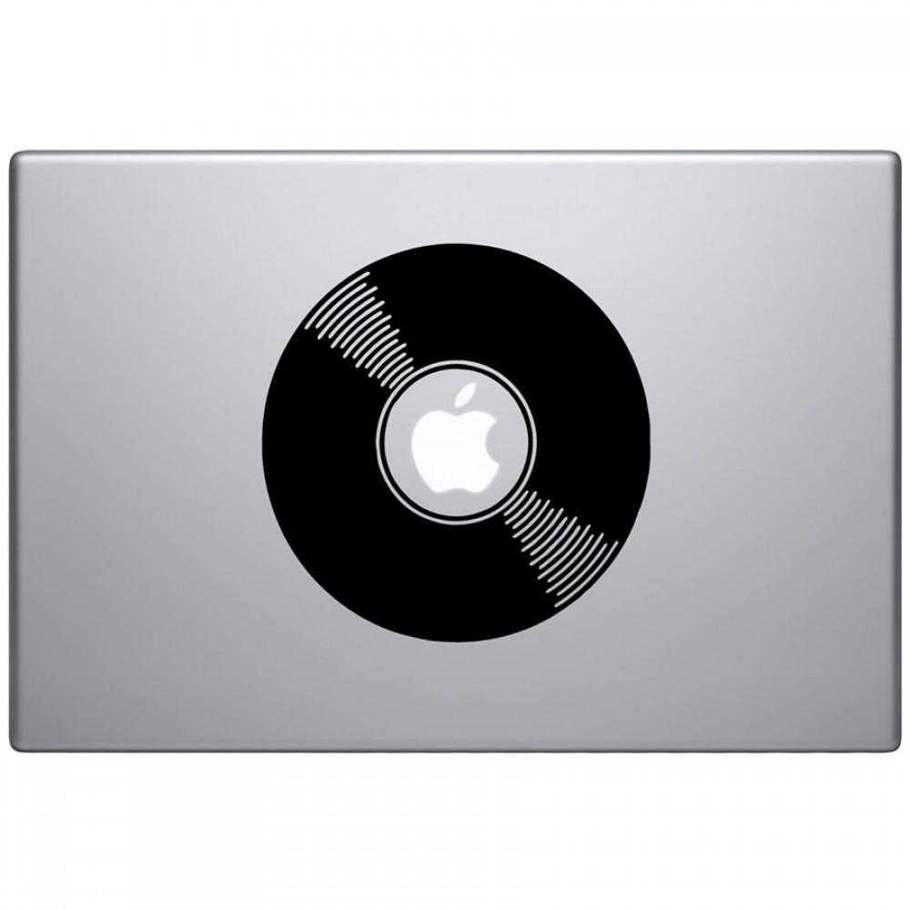 Vinyl Record Macbook Decal KongDecals Macbook Decals - Vinyl decals for macbook