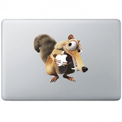 Ice Age MacBook Decal