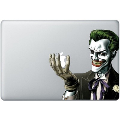 Batman Joker Colour MacBook Decal