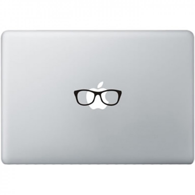 Ray Ban Glasses MacBook Decal Black Decals