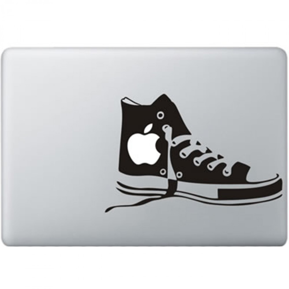 2b3657f50405 Converse Shoes MacBook Decal